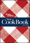 Better Homes and Gardens New Cook Book, 15th Edition (Combbound) Cover Image