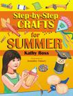 Step-By-Step Crafts for Summer Cover Image