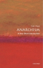 Anarchism: A Very Short Introduction (Very Short Introductions) Cover Image