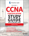 CCNA Certification Study Guide with Online Labs: Exam 200-301 Cover Image