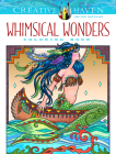 Creative Haven Whimsical Wonders Coloring Book Cover Image