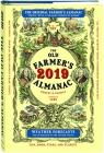 The Old Farmer's Almanac 2019 Cover Image