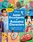 Junior Encyclopedia of Animated Characters (Refresh) Cover Image