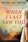 When I Last Saw You Cover Image