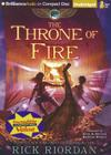 The Throne of Fire Cover Image