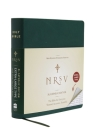 Large Print Bible-NRSV-Catholic Cover Image