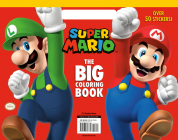 Super Mario: The Big Coloring Book (Nintendo) Cover Image