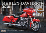 Harley-Davidson(r) 2018: 16-Month Calendar Includes September 2017 through December 2018 Cover Image