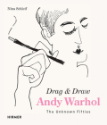 Andy Warhol Drag and Draw: The Unknown Fifties Cover Image