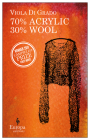 70% Acrylic 30% Wool Cover Image
