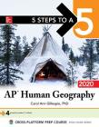 5 Steps to a 5: AP Human Geography 2020 Cover Image