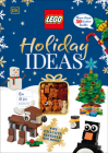 LEGO Holiday Ideas: With Exclusive Reindeer Mini Model Cover Image