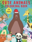 Colouring Book For Kids Cute Animals: (Great Gift for Boys & Girls) Cover Image