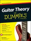 Guitar Theory for Dummies: Book + Online Video & Audio Instruction Cover Image