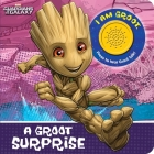 Marvel Guardians of the Galaxy: A Groot Surprise (Play-A-Sound) Cover Image