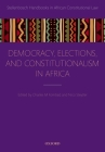 Democracy, Elections, and Constitutionalism in Africa Cover Image