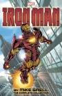 Iron Man by Mike Grell: The Complete Collection Cover Image