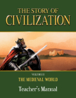 The Story of Civilization: Volume II - The Medieval World Teacher's Manual Cover Image