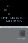 Epidemiologic Methods: Studying the Occurence of Illness (Medicine) Cover Image
