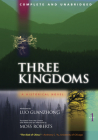 Three Kingdoms, A Historical Novel: Complete and Unabridged Cover Image