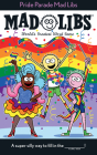 Pride Parade Mad Libs Cover Image