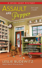 Assault and Pepper (A Spice Shop Mystery #1) Cover Image
