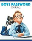 Boys Password Journal Cover Image