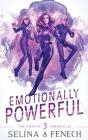 Emotionally Powerful: A Paranormal Superhero Romance Series Cover Image