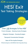 HESI Exit Test Taking Strategies: Free Online Tutoring - New 2020 Edition - The latest strategies to pass your HESI Exit Exam. Cover Image
