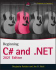 Beginning C# and .Net Cover Image