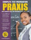 Praxis: Core Academic Skills for Educators: (5712, 5722, 5732) Cover Image