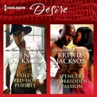 Cole's Red-Hot Pursuit & Spencer's Forbidden Passion Cover Image