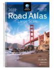 2022 Large Scale Road Atlas Cover Image