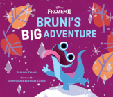 Frozen 2: Bruni's Big Adventure Cover Image