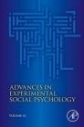Advances in Experimental Social Psychology, 63 Cover Image