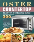 Oster Countertop Toaster Oven Cookbook Cover Image