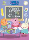 School is Fun Sticker Book (Peppa Pig) Cover Image