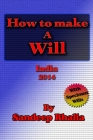 How to make a Will Cover Image
