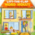 Lift-The-Flap Word House: 200 Things to Find, See and Say Cover Image