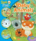 Baby Animals: Seek and Find Cover Image