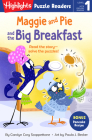 Maggie and Pie and the Big Breakfast (Highlights Puzzle Readers) Cover Image