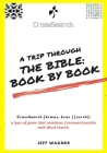 CrossSearch Puzzles: A Trip Through the Bible - Book by Book Cover Image