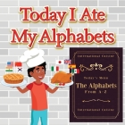 Today I Ate My Alphabets Cover Image