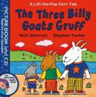 The Three Billy Goats Gruff [With Audio CD] (Lift-The-Flap Fairy Tales) Cover Image
