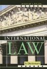 International Law: A Dictionary (Dictionaries of International Law #2) Cover Image