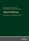 Digital Wellbeing: Implications for Psychological Research Cover Image