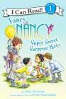 Fancy Nancy: Super Secret Surprise Party (I Can Read Level 1) Cover Image