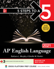 5 Steps to a 5: AP English Language 2021 Cover Image