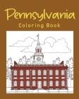 Pennsylvania Coloring Book Cover Image