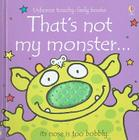 That's Not My Monster Cover Image